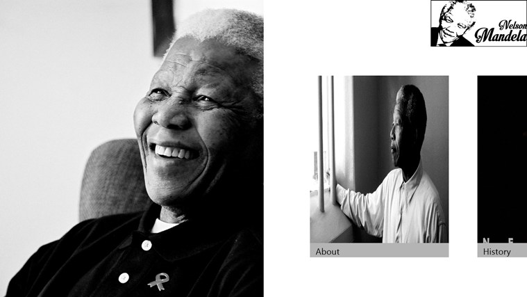 Life of Nelson Mandela screen shot 0