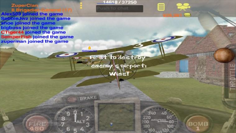 Dogfight screen shot 4
