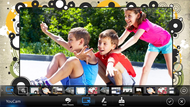 YouCam Mobile screen shot 2