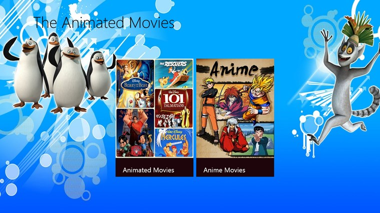 Animated Movies - Fun Unlimited screen shot 0