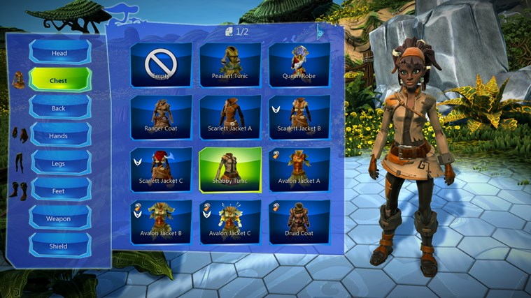 Project Spark screen shot 2