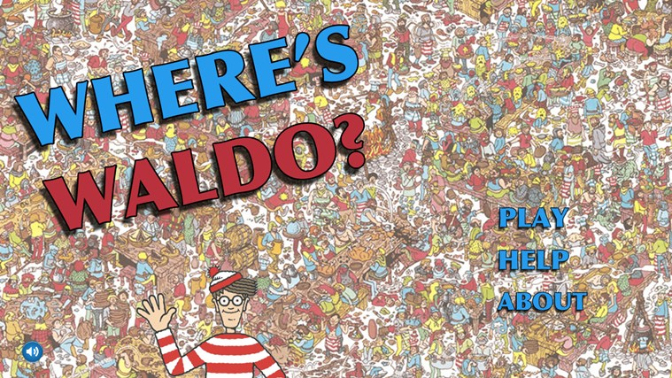 Where's Waldo screen shot 0