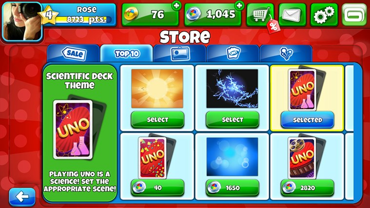 UNO & Friends screen shot 4