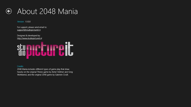 2048 Mania screen shot 8
