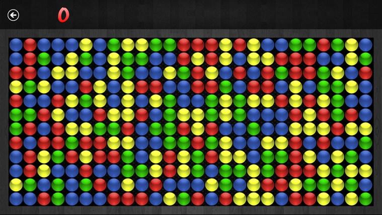 BubbleBreaker schermafbeelding 0