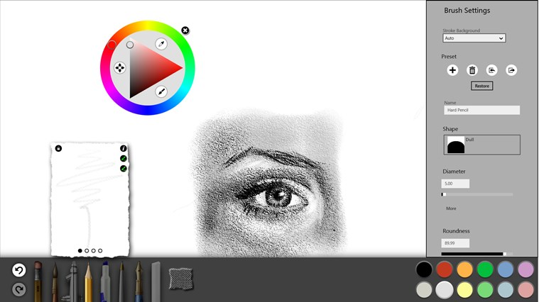 Sketchable screen shot 4