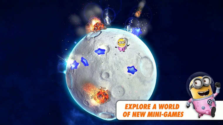 Despicable Me: Minion Rush screen shot 2