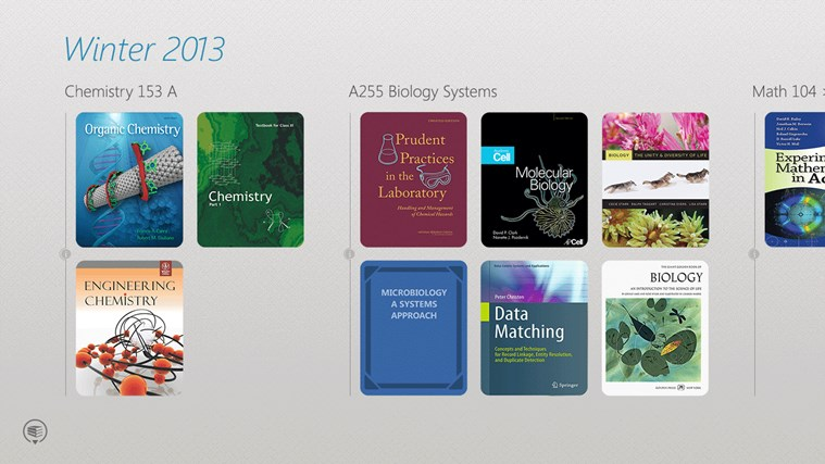 Yuzu eTextbooks and Digital Education Content screen shot 0
