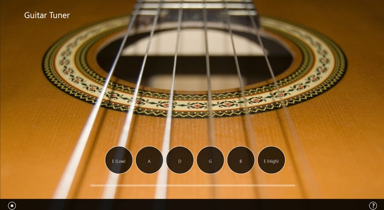 Guitar Tuner screen shot 0