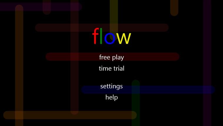 Flow Free full screenshot