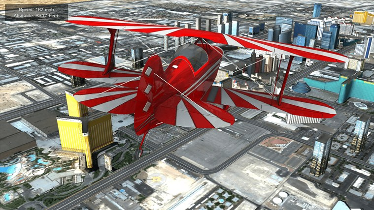 Flight Unlimited Las Vegas screen shot 0