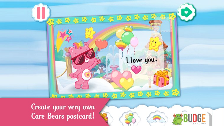Care Bears - Create & Share! screen shot 0