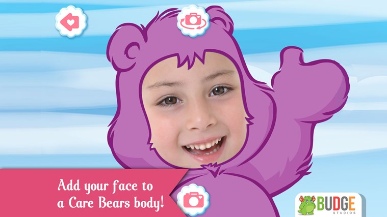 Care Bears - Create & Share! screen shot 4