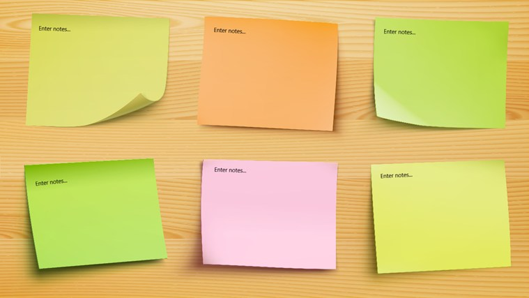 Sticky Note App For Windows