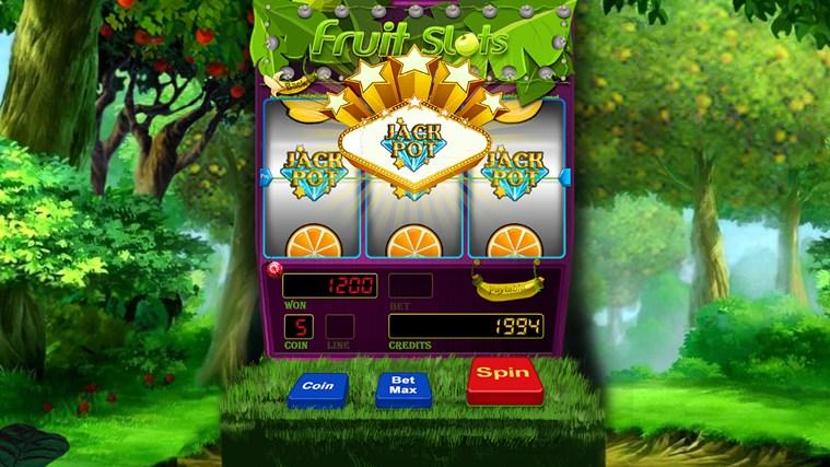 水果老虎机: 5币型
