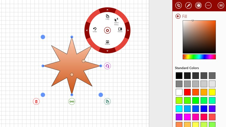 Vector ArtStudio screen shot 0