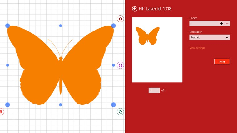 Vector ArtStudio screen shot 4