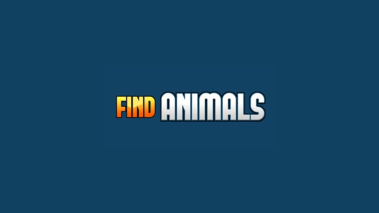 Find Animals screen shot 0