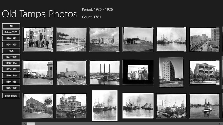 Old Tampa Photos screen shot 4