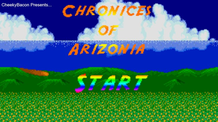 Chronicles of Arizonia screen shot 0