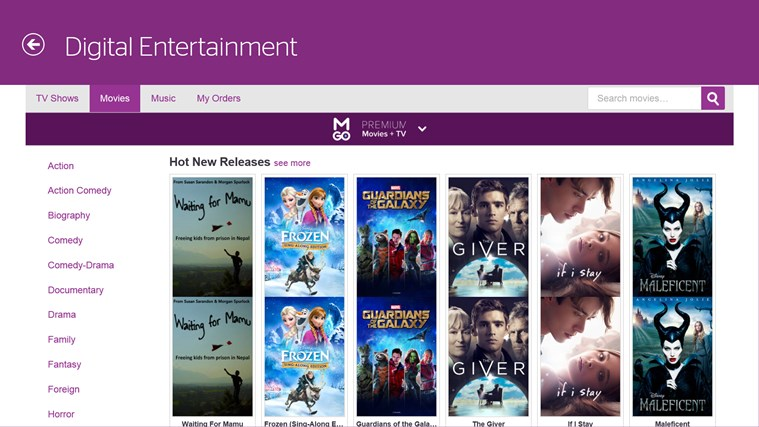 Viggle screen shot 4