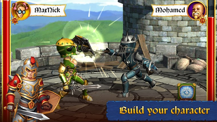 Sword vs Sword screen shot 2