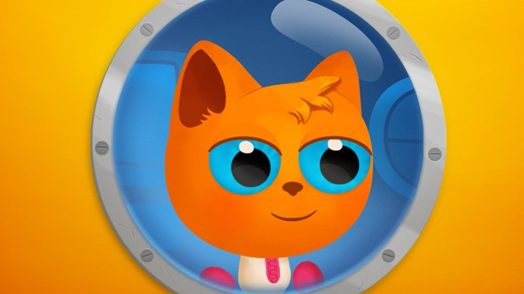 Cнимок экрана (0 из Space Kitty puzzle)