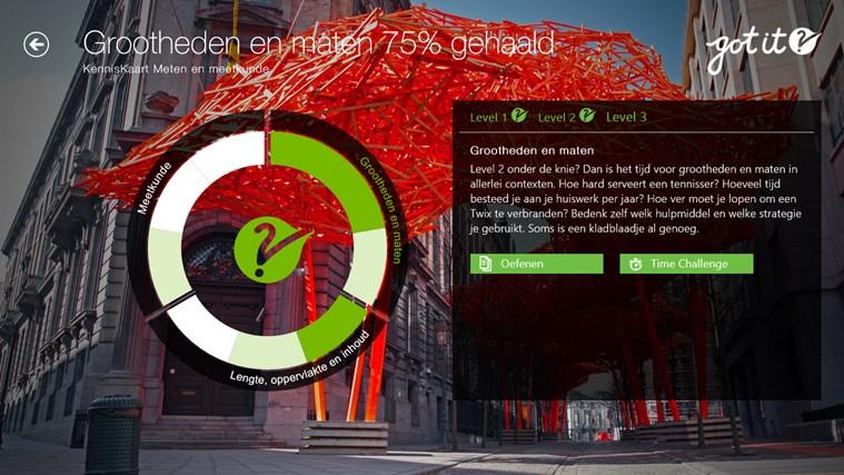 Got It?! Rekenen schermafbeelding 2