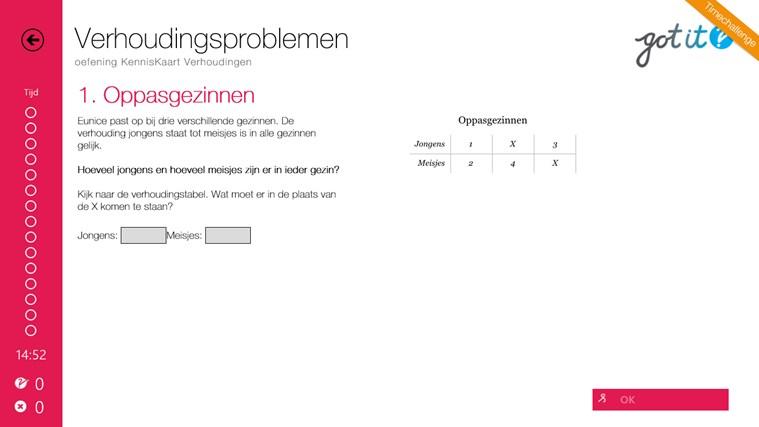 Got It?! Rekenen schermafbeelding 4