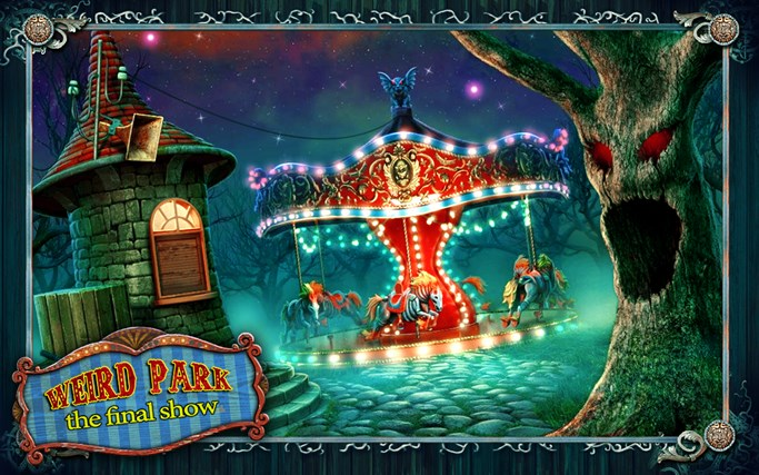 Weird Park 3: The Final Show screen shot 0