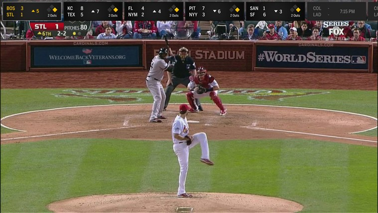MLB.TV screen shot 4