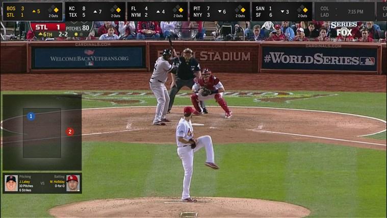 MLB.TV screen shot 6