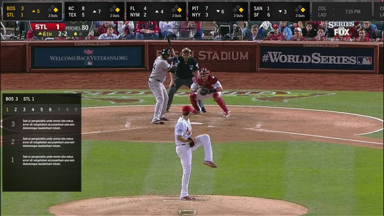 MLB.TV screen shot 8