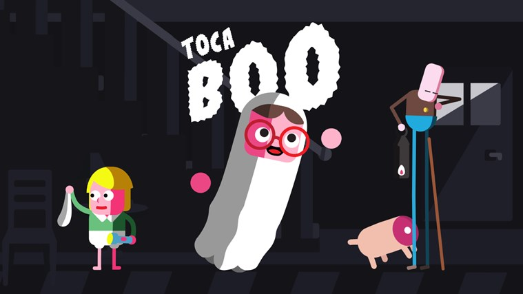 Toca Boo app for Windows in the Windows Store