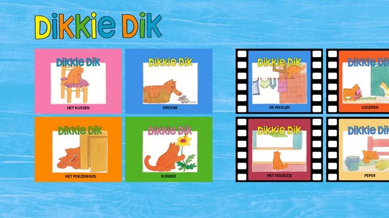Dikkie Dik schermafbeelding 0