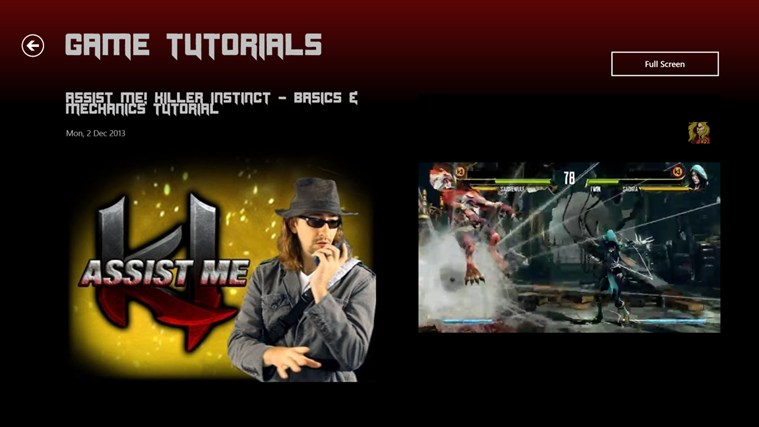 Killer Instinct III Strategy Guide screen shot 2