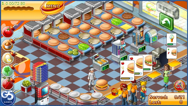 Stand O'Food® 3 HD (Full) screen shot 0