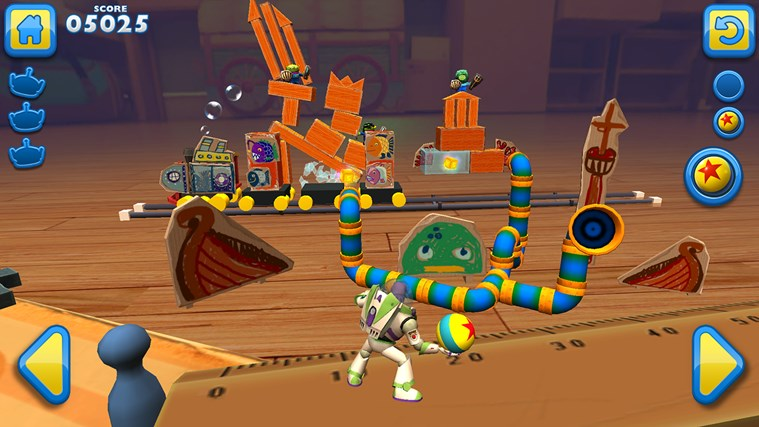 Toy Story: Smash It! screen shot 0