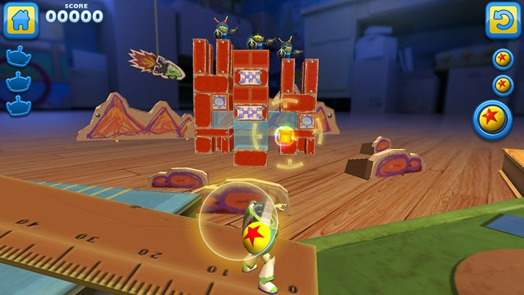 Toy Story: Smash It! schermafbeelding 2