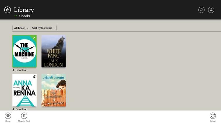 txtr ebooks screen shot 6