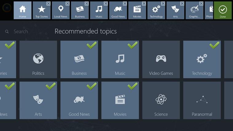 News360: снимок экрана 2