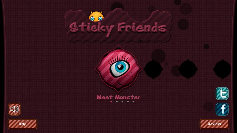 Sticky Friends screen shot 0