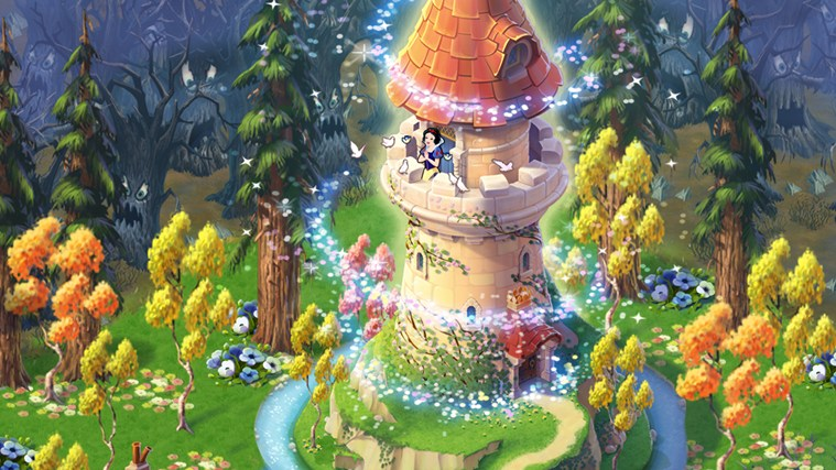 Seven Dwarfs: The Queen's Return screen shot 4