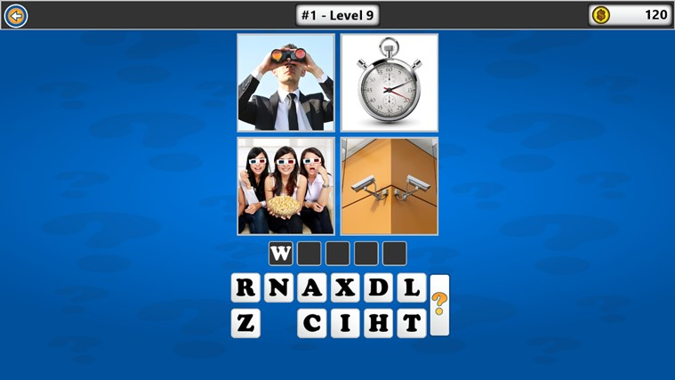 What's the Word? screen shot 4