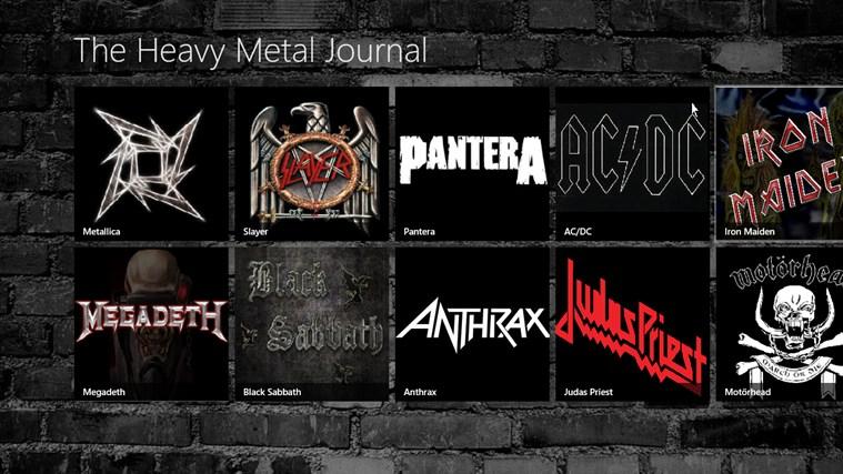 The Heavy Metal Journal  full