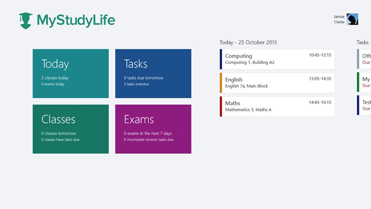 My Study Life screen shot 0