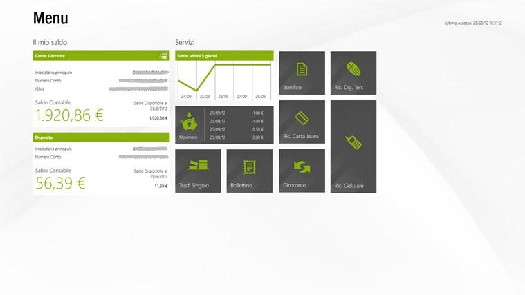 Webank cattura di schermata 0
