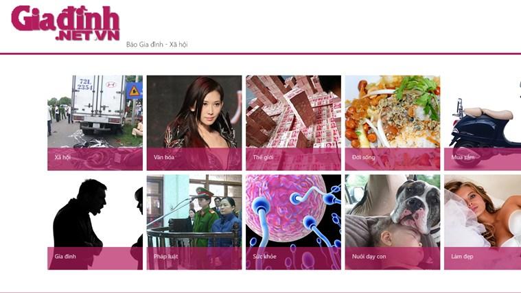 giadinh.net.vn ảnh chụp màn hình 0