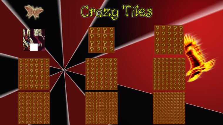 Crazy Sliding Puzzle petikan skrin 0