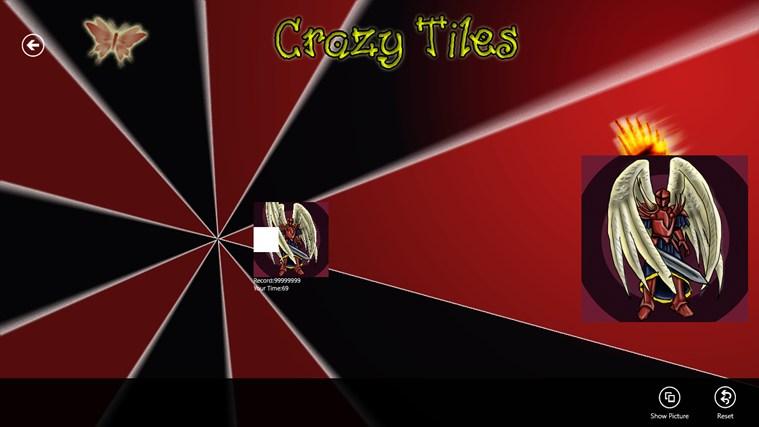 Crazy Sliding Puzzle petikan skrin 2